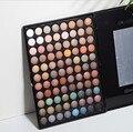 Lo nuevo Pro 88 Colores Shimmer Mate sombra de Ojos Maquillaje Profesional Paleta de Sombra de ojos Beauty Make up Kit Paleta