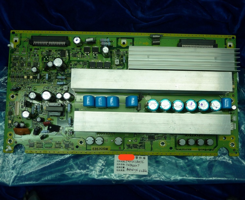 TNPA3827 For Panasonic Plasma TV  SC Board