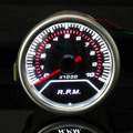2016 NEW 2 Inch 52MM UNIVERSAL CAR MOTOR RED LED TACHOMETER TACHO GAUGE METER POINTER RPM