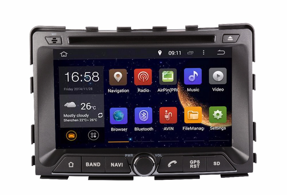 7 Android 8 0 1024 600 octa core car multimedia DVD font b player b font