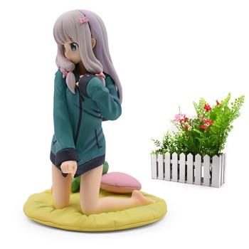 цена на 2018 New Arrival Anime Eromanga Sensei Sagiri Izumi Action Figure PVC Figurine Collectible Model Christmas Gift Toy