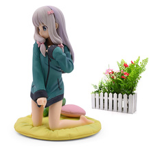 Figura de acción del Anime Eromanga Sensei Sagiri Izumi, modelo coleccionable en PVC, regalo de Navidad, 2018