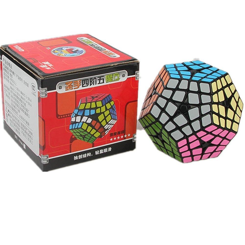 ShengShou Kilominx Black Magic cube 4x4 ShengShou Kilominx Speed cube