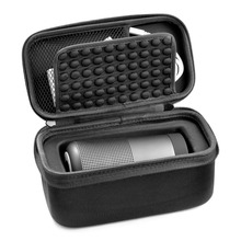 Travel EVA Speakers Waterproof Hard Protective Cover Case Pouch Bag Carrying Cover Organizer for Bose Soundlink Revolve Speaker цены