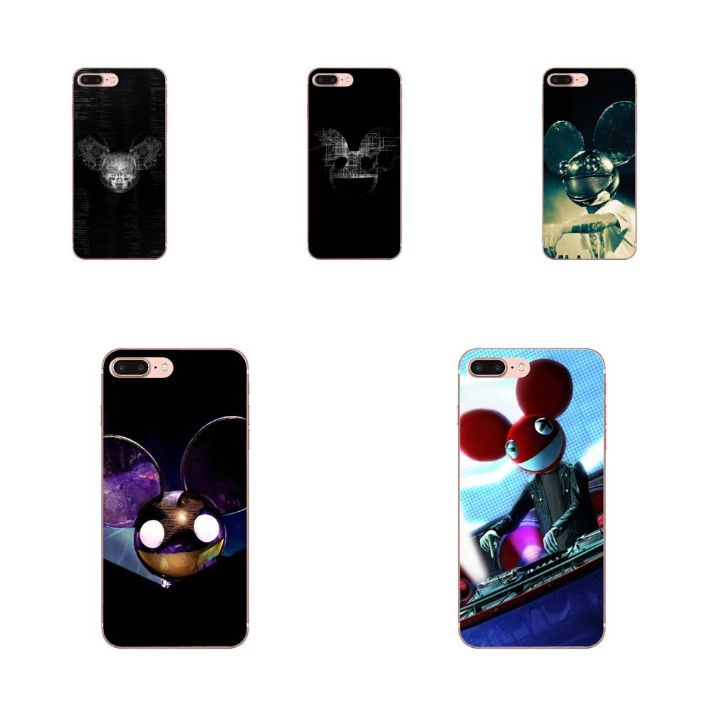 Soft Best Cases For Galaxy J1 J2 J3 J330 J4 J5 J6 J7 J730 J8 2015 <font><b>2016</b></font> 2017 2018 mini Pro Deadmau5 image