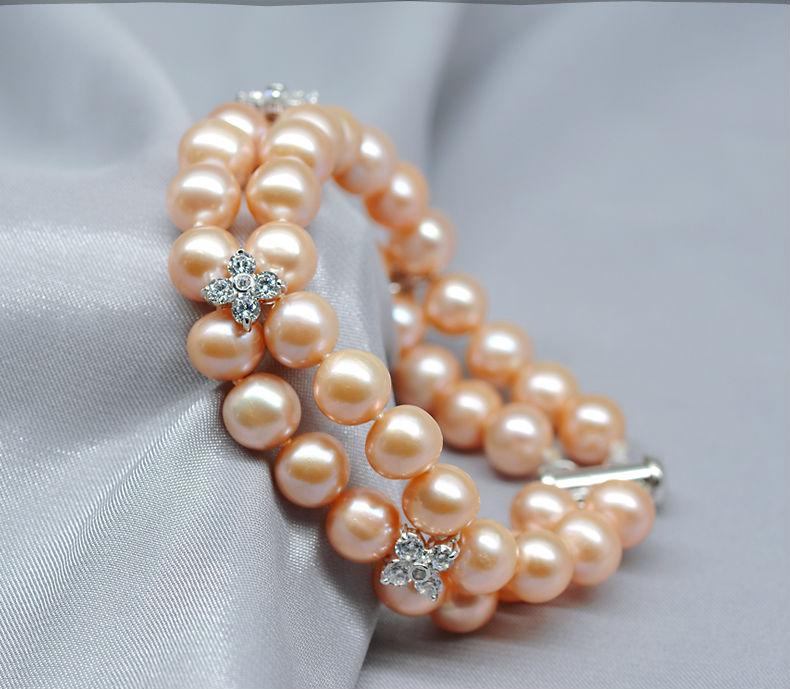 freshwater pearl bracelet 77