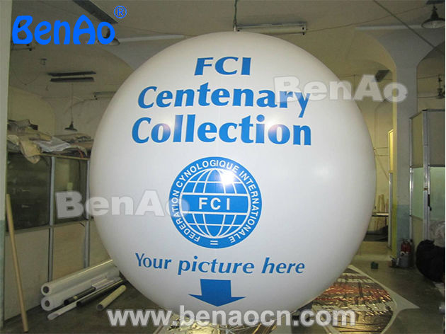 AO109 Free shipping  Inflatable Helium sky balloon for advertising/ Customized inflatable helium balloon аксессуар space technology st 12 5a блок питания
