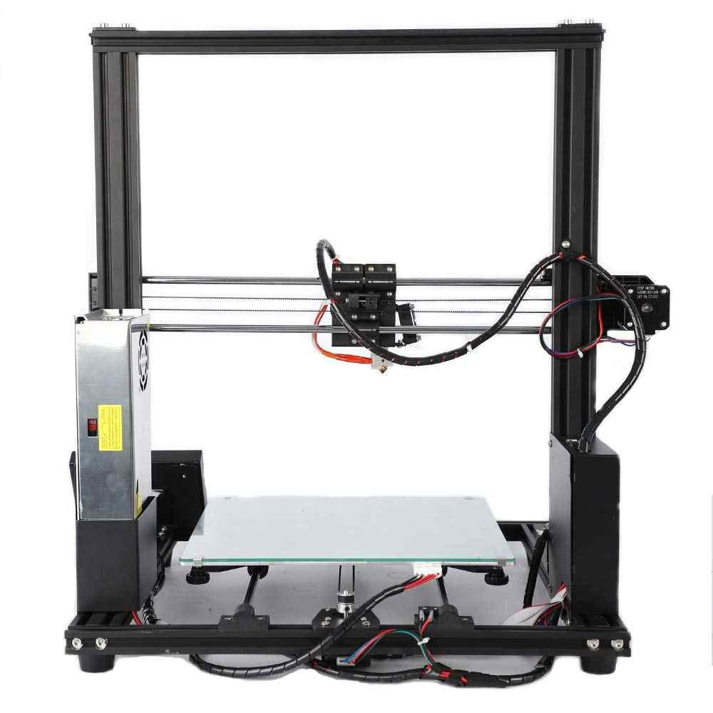 Kit de impresora 3D Anet A8 Plus, Hotend y extrusora de alta precisión de 300x300x350mm, tamaño de impresión con filamento PLA, impresora 3d DIY completa