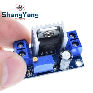 Module Converter Circuit-Board Power-Supply Voltage-Regulator LM317 Step-Down Adjustable