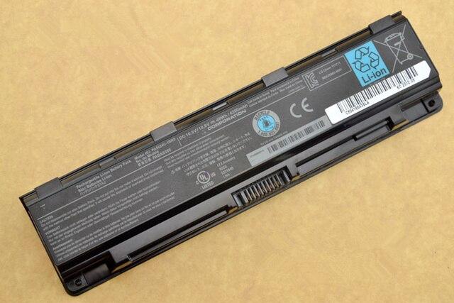 Оригинальные 4200 мАч аккумулятор для Toshiba PA5024U-1BRS PABAS260 АККУ ноутбук новый