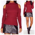 High Quality Sweater Women Winter Pullover Solid Knitted Sweater Top for Women Autumn Female Oversized Sweater