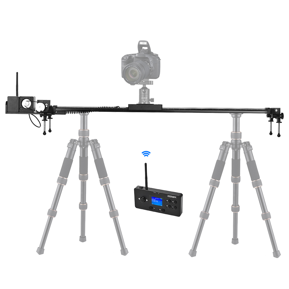SEVENOAK SK-MTS100 Electric Track Slider Creating Video & Time-Lapse Photography for Canon Sony SLR DSLR Digital Cinema Camera replacement for optical time domain reflectometer mts 5100e mts 5000 ftb 100 ftb 400 otdr battery