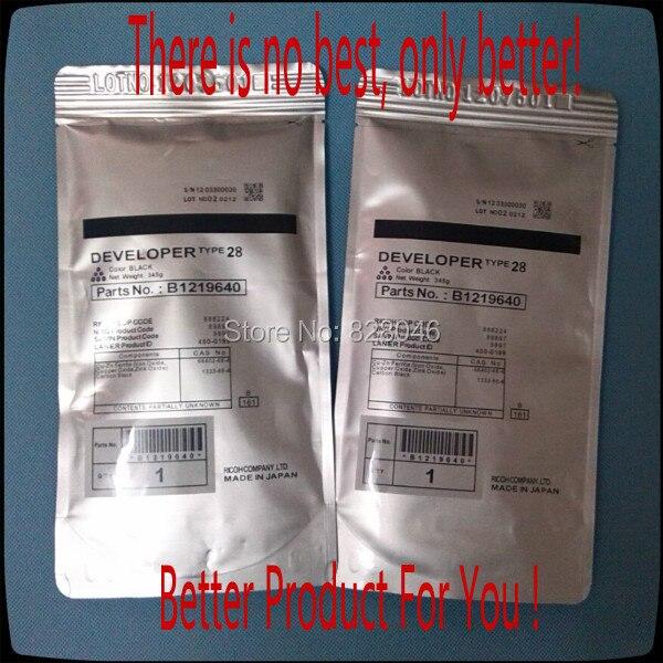 Copier Parts For Ricoh Aficio MP 2014 2014AD 2014D 2014EN Black  Developer,For Ricoh MP2014 MP2014AD MP2014D MP2014EN Developer-in Toner  Powder from