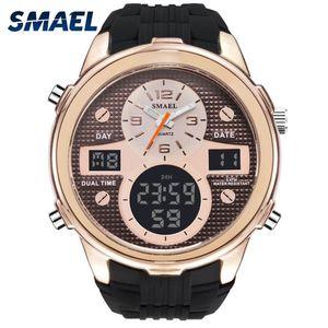 SMAEL Brand Luxury Quartz Wris