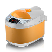 Electric Pressure Cookers Pressure Cooker For The Use Of Real Quality Double Bile Rice 4L