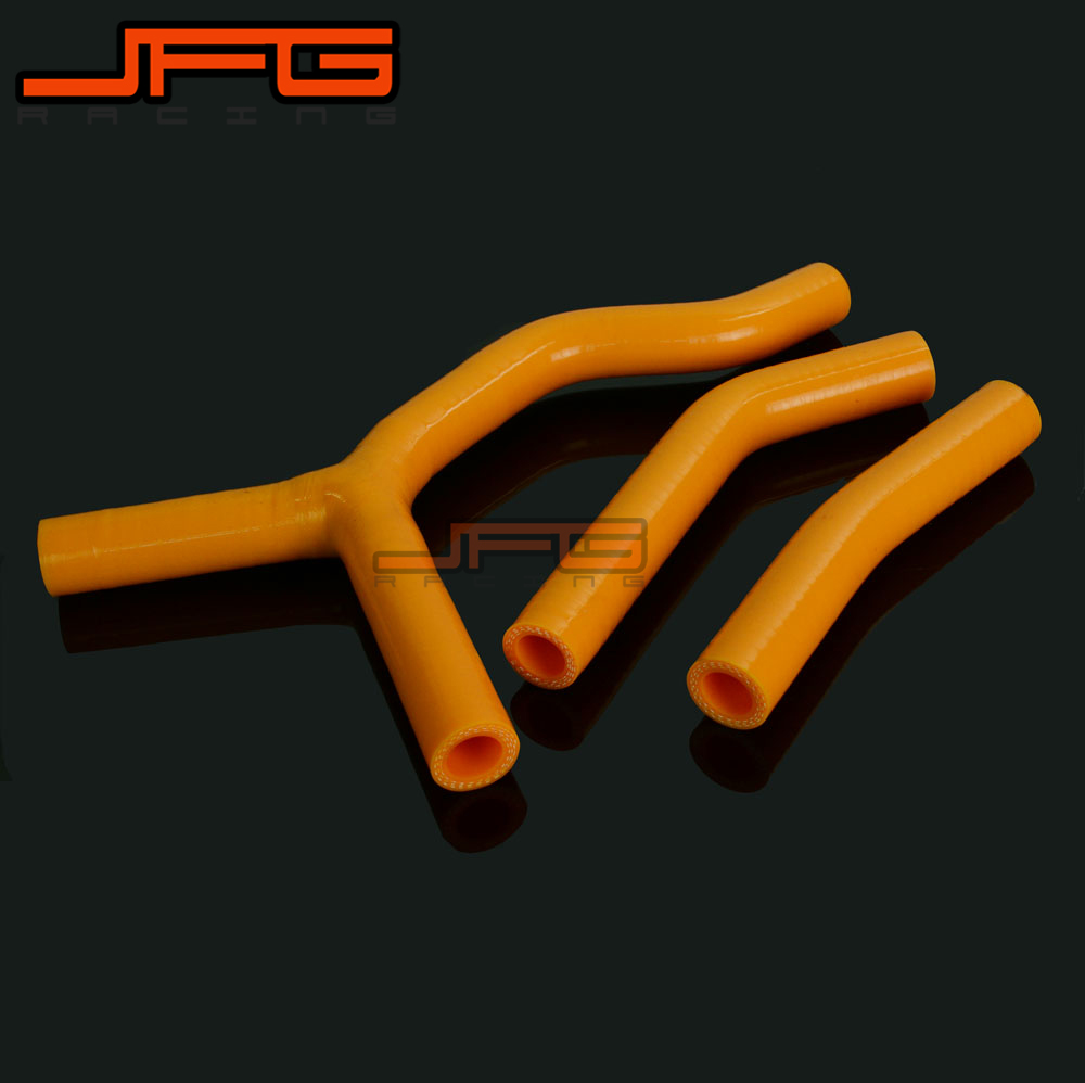 Motorcycle Silicone Radiator Coolant Hose For KTM SX125 SX 125 SX200 SX 200 2003 2004 2005 2006 MotocrossMotorcycle Silicone Radiator Coolant Hose For KTM SX125 SX 125 SX200 SX 200 2003 2004 2005 2006 Motocross