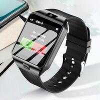 LEMFO Smart Watch Smartwatch Passometer DZ09 Support SIM TF Card Smartwatch DZ09 Reminder Smart Watch For