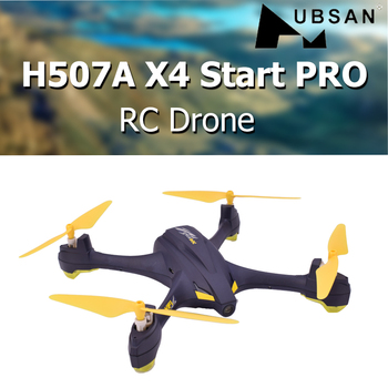 Hubsan H507A X4 Star Pro APP Driven Drone Wifi FPV 720P HD Camera GPS Waypoints RC Quadcopter Helicopter Live Video RTF цена 2017