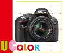 ต้นฉบับใหม่NIKON D5200กล้องDSLRร่างกายสีดำ+ AF-S 18-55มิลลิเมตรVRเลนส์KIT