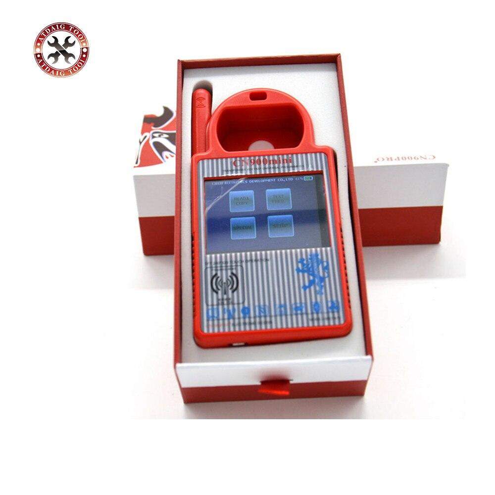 Smart CN900 Mini Transponder Key Programmer Mini CN900 Auto Key Programmer Update Online DHL Free Shipping