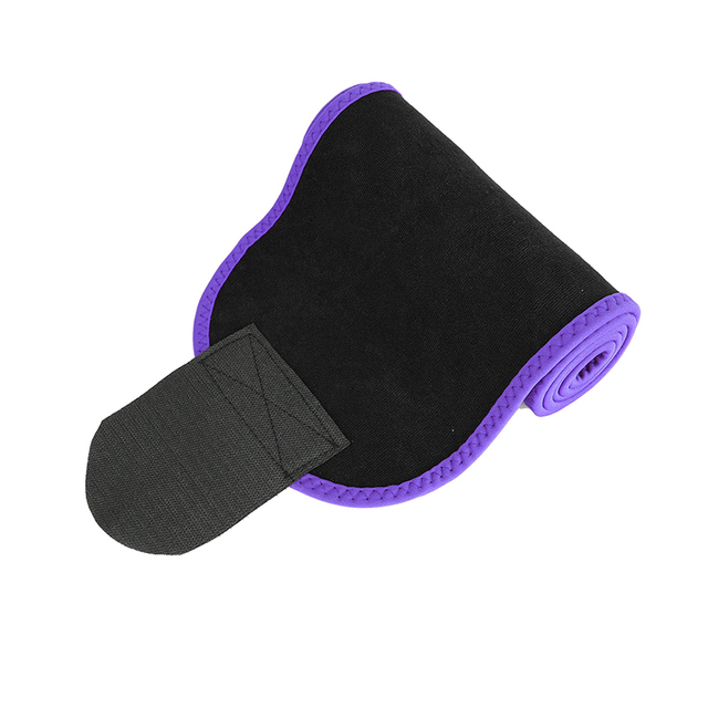 20*110cm Neoprene Sweat Belt Waist Trimmer Belt Weight Loss Sweat Band Wrap Fat Tummy Stomach Sauna Sweat Belt For Walking 4