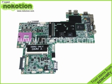 For Dell Inspiron1520 Vostro 1500 motherboard WP044 CN-0WP044 Intel 965PM with graphics slot DDR2
