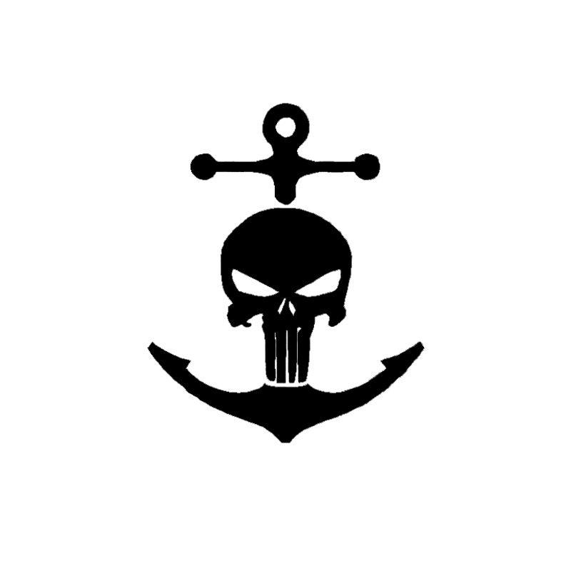 Popular Navy Anchor Decal-Buy Cheap Navy Anchor Decal lots from ...