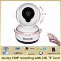 HOSAFE SR03 720P Wireless IP Camera w/ 32G TF / Recording 30 Days Two Way Speak Motion Detection and Email Alert