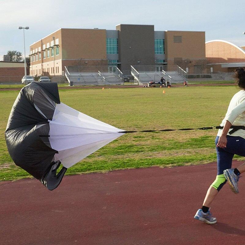 Super Soccer Resistance Umbrella,Strength Training Physical Umbrella,Running Explosive Force &T8