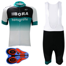 2018 Cycling Jerseys Set Bicycle Ropa Ciclismo hombre Bike Clothes BORA Pro Cycle Clothing 100% Breathable Sportwear K6