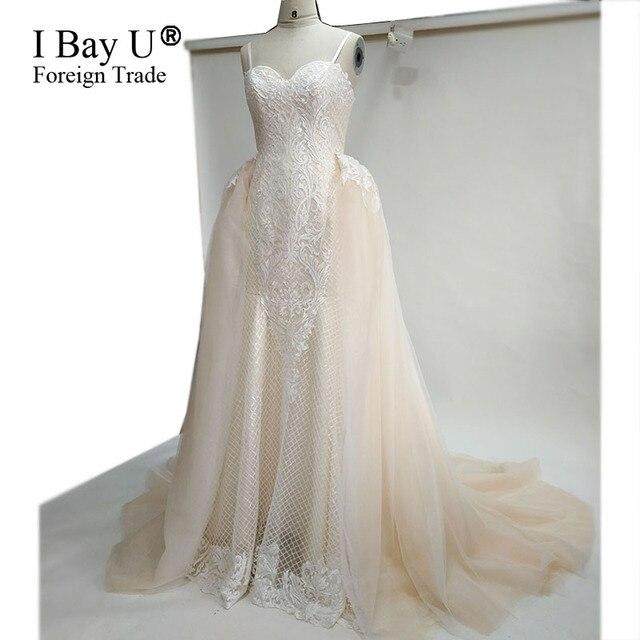 Libanon Stil Luxus Spitze Brautkleider 2017 Arabisch Brautkleider ...