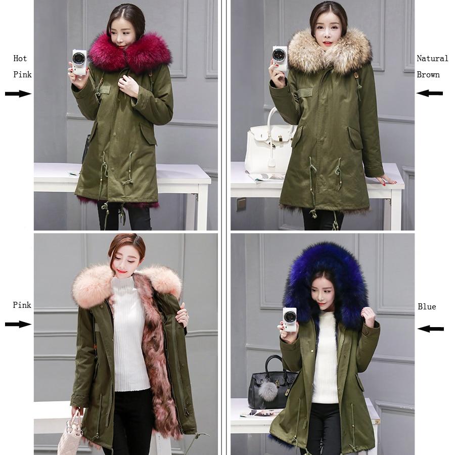 """""""HIgh"""" šaltos žieminės aprangos 2016 m. Naujos natūralios - Moteriški drabužiai - Nuotrauka 3"""