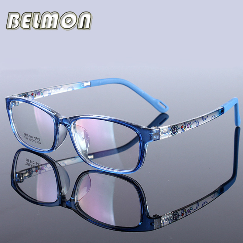 Fashion Student Spectacle Frame Boys&Girls Children Myopia Eyeglasses Computer Optical Kids Eye Glasses Frame For Baby RS240