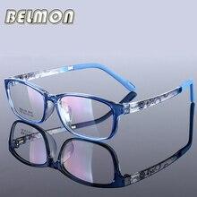 Модная студенческая оправа для очков для мальчиков и девочек, детские очки для близорукости, компьютерные оптические очки для детей, оправа для детских очков RS240