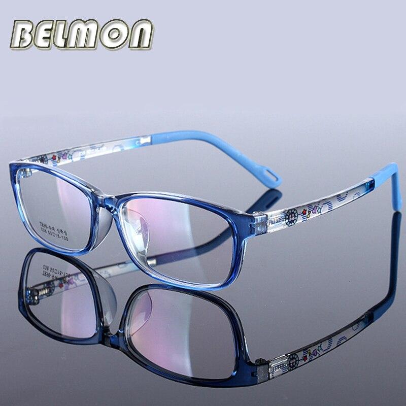 Fashion Student Spectacle Frame Boys&Girls Children Myopia Eyeglasses Computer Optical Kids Eye Glasses Frame For Baby RS240