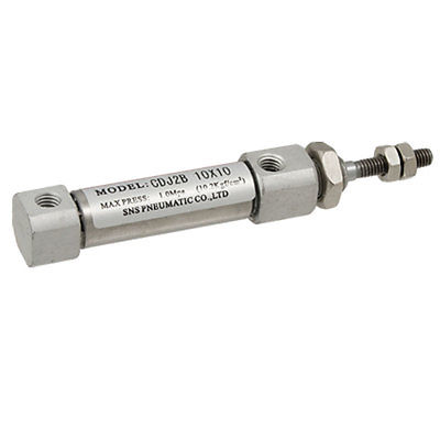 10mm Bore 10mm Stroke CDJ2B Mini Pneumatic Air Cylinder Wwfgk  Free Shipping cdj2b 10 90 10 90 10mm bore 90mm stroke cdj2b 10 100 10 100 10mm bore 100mm stroke mini pneumatic air cylinder
