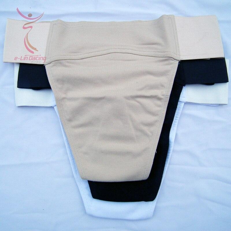 Professional Mens Cotton Dance Belts For Ballet Exercise Gymnastics Aerobics Pants Protective Underwear