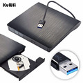 Матовая портативная внешняя DVD CD горелка USB 3 0 CD-RW DVD-RW CD DVD ROM проигрыватель Драйв Писатель Для iMac MacBook Air PC
