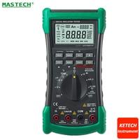 Multifunction Insulation Multimeter , Digital Insulation Meter Tester Multimeter DMM MASTECH MS5208