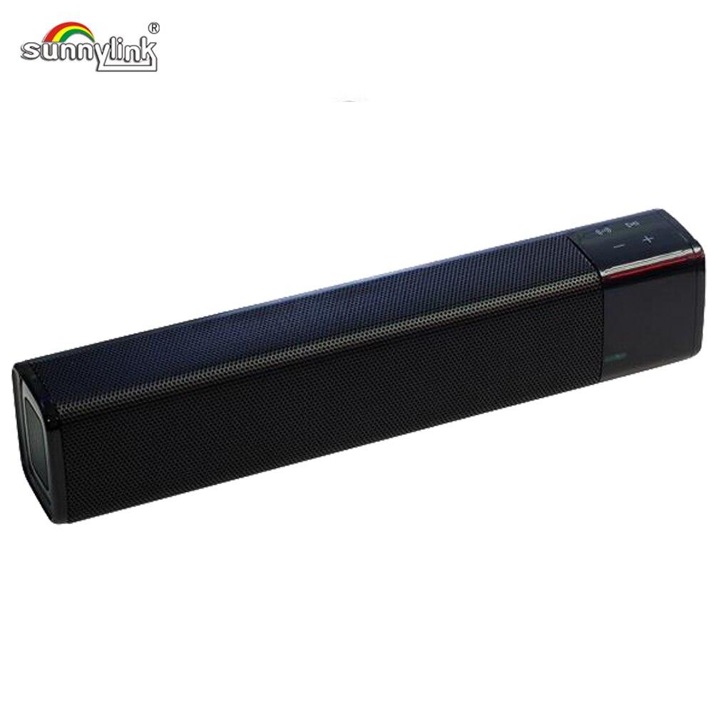 Unterhaltungselektronik Heimkino Tv Soundbar 20 W Bluetooth Lautsprecher 2200 Mah Tragbare Bass Drahtlose Subwoofer Mit Fernbedienung Lcd Display Tf Aux