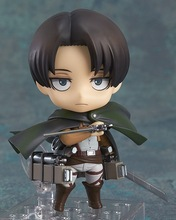Cute Levi Ackerman Model (10 CM)