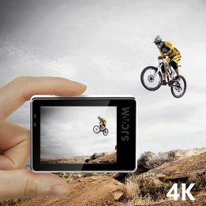 "Image 3 - オリジナル SJ7 スター 4 18K 30fps 超 HD SJCAM アクションカメラタマゴノキ A12S75 2.0 ""タッチスクリーン 30 メートル防水リモコンスポーツ DV"