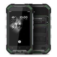 "Original Blackview BV6000s 4G 4,7 ""Wasserdichte Smartphone Android 6.0 MTK6737T Quad Core 2 GB + 16 GB 8MP 4200 mAh OTG Handy"