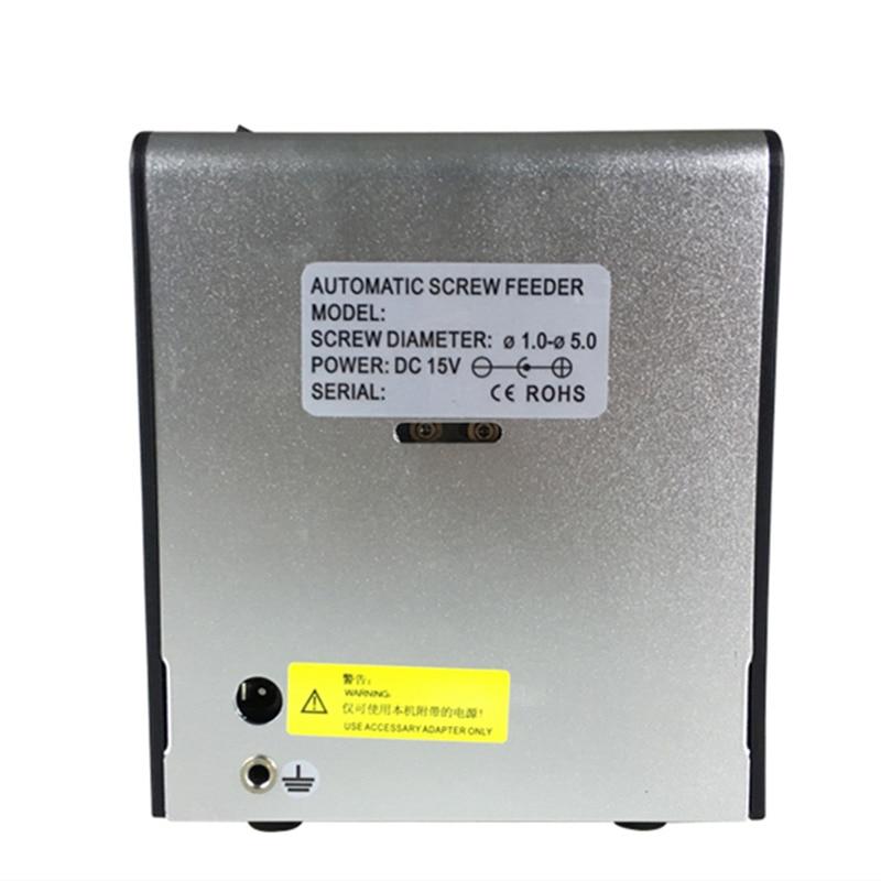 Darmowa wysyłka precyzja automatyczny podajnik śrub elektryczny - Zestawy narzędzi - Zdjęcie 5