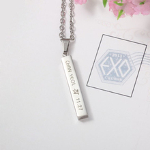 EXO Name Necklace (13 Models)