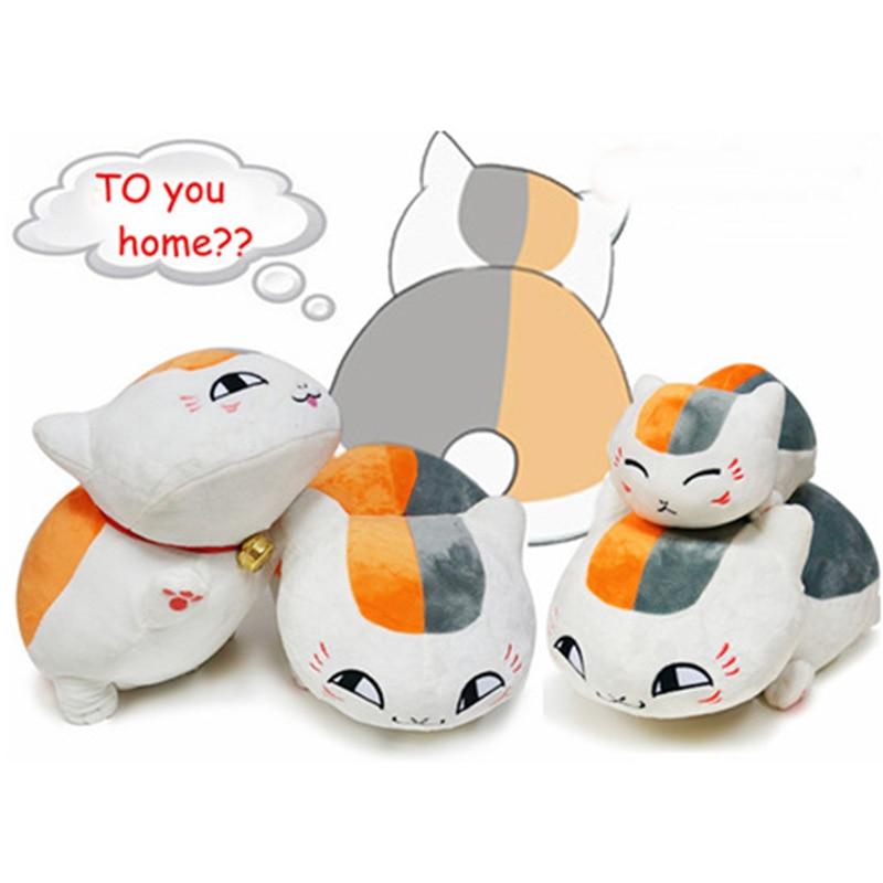 Blue Exorcist Ao no Exorcist Kuro Neko Rin Cosplay Plush Doll Toy Kids Gift 30CM