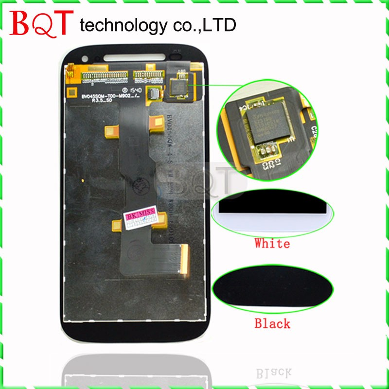 BEST Quality For Motorola Moto E2 XT1527 LCD DisplayWith Touch Screen Digitizer Assembly Guarantee Quality