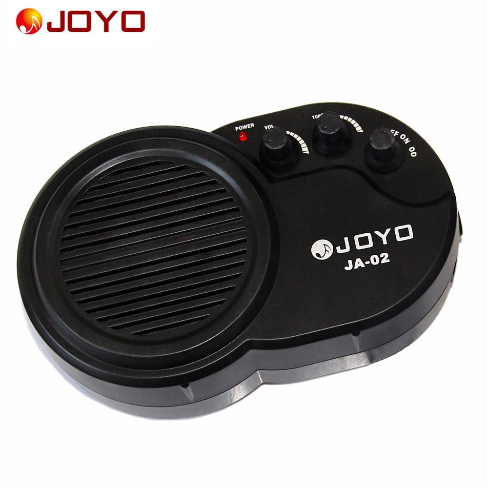 JOYO JA-02 Mini Guitar Amplifier,LED Power Indicator/Effects: Clean, Distortion