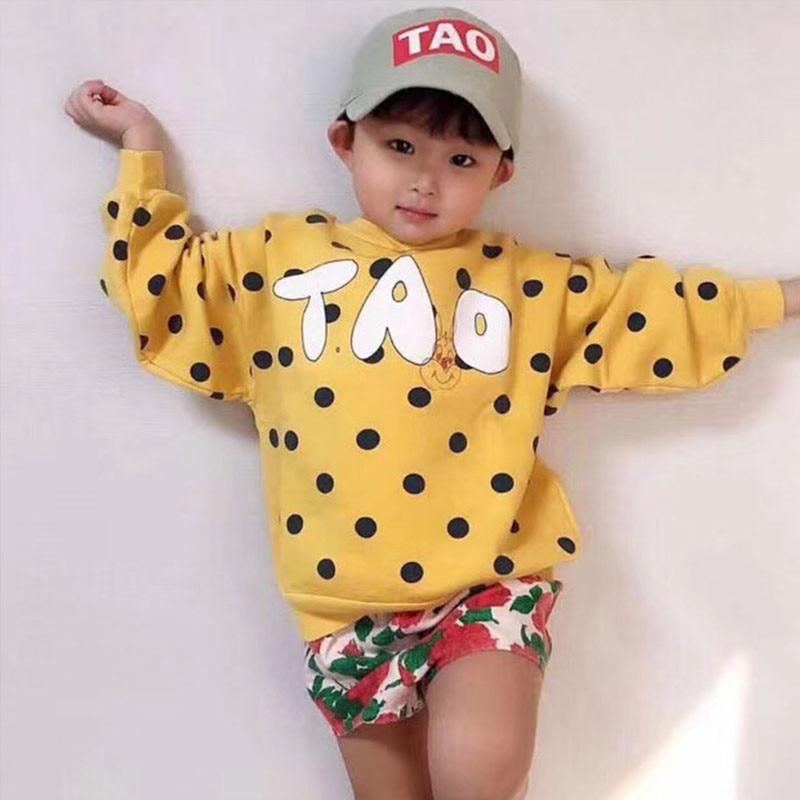 Enkelibb Sweatshirt Clothing Spring-Clothes Toddler Tao Kids Girls Baby Design Lovely