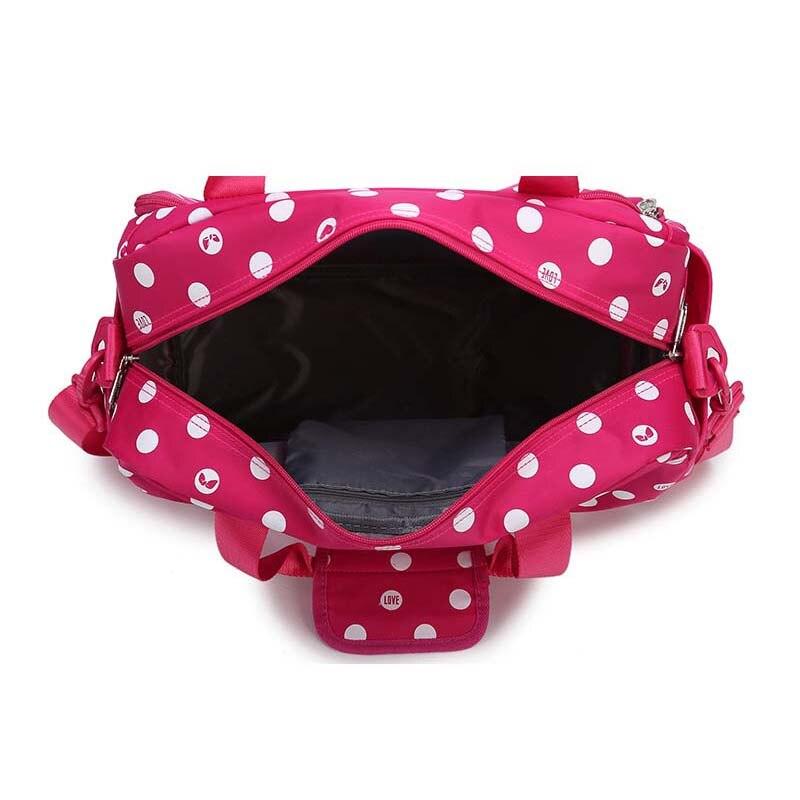 Myvision Fysisk Gym Tennis Bag Män Kvinnor Fitness Candy Färg - Väskor för bagage och resor - Foto 3